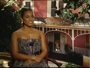 Alicia Keys (The Secret Life of Bees) Interview Video Thumbnail