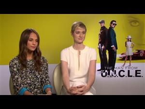 alicia-vikander-elizabeth-debicki-the-man-from-uncle Video Thumbnail