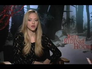 Amanda Seyfried (Red Riding Hood) Interview Video Thumbnail