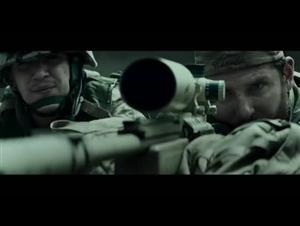 American Sniper Trailer Video Thumbnail
