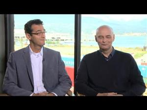 Amir Nasrabadi & Darwin Peachey (Cars 2) Interview Video Thumbnail