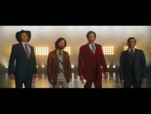 Anchorman: The Legend Continues Trailer Video Thumbnail