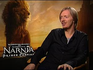 Andrew Adamson (The Chronicles of Narnia: Prince Caspian) Interview Video Thumbnail
