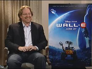 Andrew Stanton (WALL·E) Interview Video Thumbnail