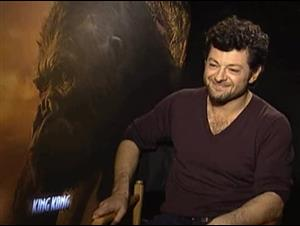 ANDY SERKIS (KING KONG) Interview Video Thumbnail