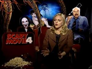 ANNA FARIS (SCARY MOVIE 4) Interview Video Thumbnail
