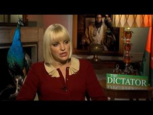 Anna Faris (The Dictator) Interview Video Thumbnail
