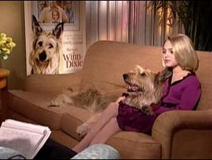 ANNASOPHIA ROBB - BECAUSE OF WINN-DIXIE Interview Video Thumbnail