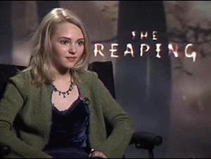 AnnaSophia Robb (The Reaping) Interview Video Thumbnail