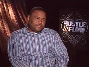 ANTHONY ANDERSON - HUSTLE & FLOW Interview Video Thumbnail