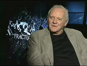Anthony Hopkins (Fracture) Interview Video Thumbnail