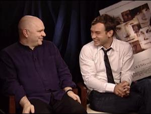 ANTHONY MINGHELLA & JUDE LAW (BREAKING AND ENTERING) Interview Video Thumbnail