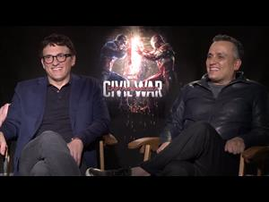 Anthony Russo & Joe Russo Interview - Captain America: Civil War Video Thumbnail