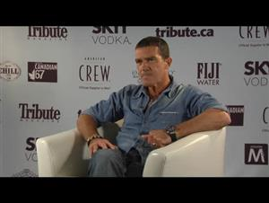 Antonio Banderas (The Skin I Live In) Interview Video Thumbnail