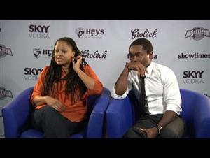 Ava DuVernay & David Oyelowo (Middle of Nowhere) Interview Video Thumbnail