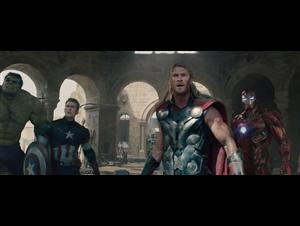 Avengers: Age of Ultron Trailer Video Thumbnail
