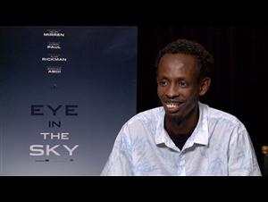 Barkhad Abdi Interview - Eye in the Sky Video Thumbnail