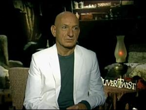 BEN KINGSLEY - OLIVER TWIST Interview Video Thumbnail