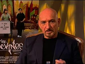 Ben Kingsley (The Wackness) Interview Video Thumbnail