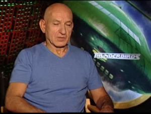 BEN KINGSLEY - THUNDERBIRDS Interview Video Thumbnail