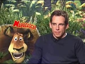 BEN STILLER - MADAGASCAR Interview Video Thumbnail