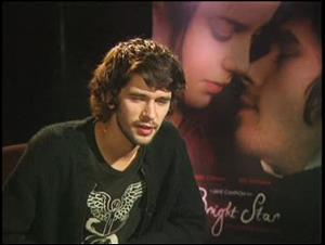 Ben Whishaw (Bright Star) Interview Video Thumbnail