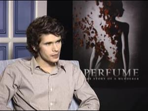 BEN WHISHAW (PERFUME: THE STORY OF A MURDERER) Interview Video Thumbnail