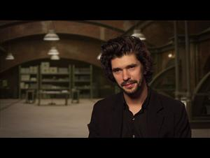 Ben Whishaw Interview - Spectre Video Thumbnail