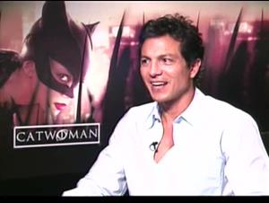 BENJAMIN BRATT - CATWOMAN Interview Video Thumbnail