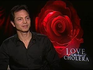 Benjamin Bratt (Love in the Time of Cholera) Interview Video Thumbnail