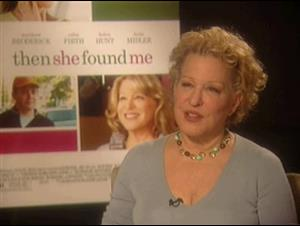 bette-midler-then-she-found-me Video Thumbnail