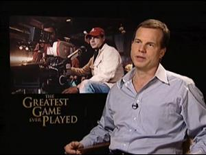 BILL PAXTON - THE GREATEST GAME EVER PLAYED Interview Video Thumbnail