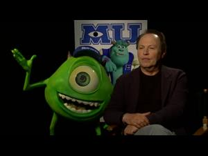 Billy Crystal (Monsters University) Interview Video Thumbnail