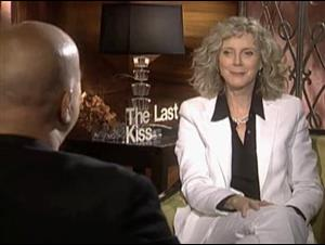 BLYTHE DANNER (THE LAST KISS) Interview Video Thumbnail