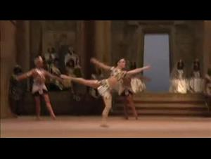 Bolshoi Ballet: La Bayadère Trailer Video Thumbnail