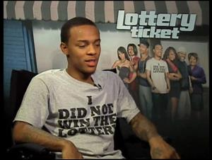 Bow Wow (Lottery Ticket) Interview Video Thumbnail