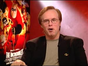 BRAD BIRD - THE INCREDIBLES Interview Video Thumbnail