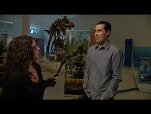 Brad Peyton (Journey 2: The Mysterious Island) Interview Video Thumbnail