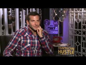 Bradley Cooper (American Hustle) Interview Video Thumbnail