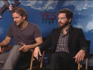 Bradley Cooper & Danny Masterson (Yes Man) Interview Video Thumbnail