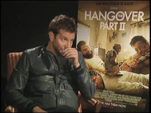 Bradley Cooper (The Hangover Part II) Interview Video Thumbnail