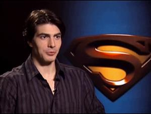 BRANDON ROUTH (SUPERMAN RETURNS) Interview Video Thumbnail
