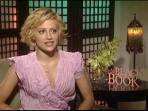BRITTANY MURPHY - LITTLE BLACK BOOK Interview Video Thumbnail
