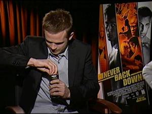 Cam Gigandet Interview Video Thumbnail