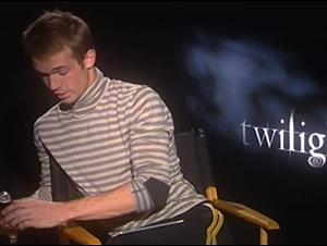 Cam Gigandet (Twilight) Interview Video Thumbnail