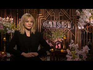 Carey Mulligan (The Great Gatsby) Interview Video Thumbnail