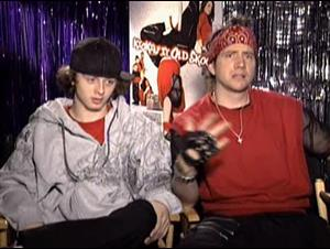 Casper Brown & Jamie Kennedy (Kickin' It Old Skool) Interview Video Thumbnail