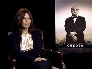 CATHERINE KEENER (CAPOTE) Interview Video Thumbnail