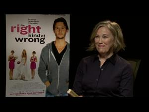 Catherine O'Hara (The Right Kind of Wrong) Interview Video Thumbnail