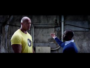 "Central Intelligence ""Outtakes and Action"" Video Thumbnail"